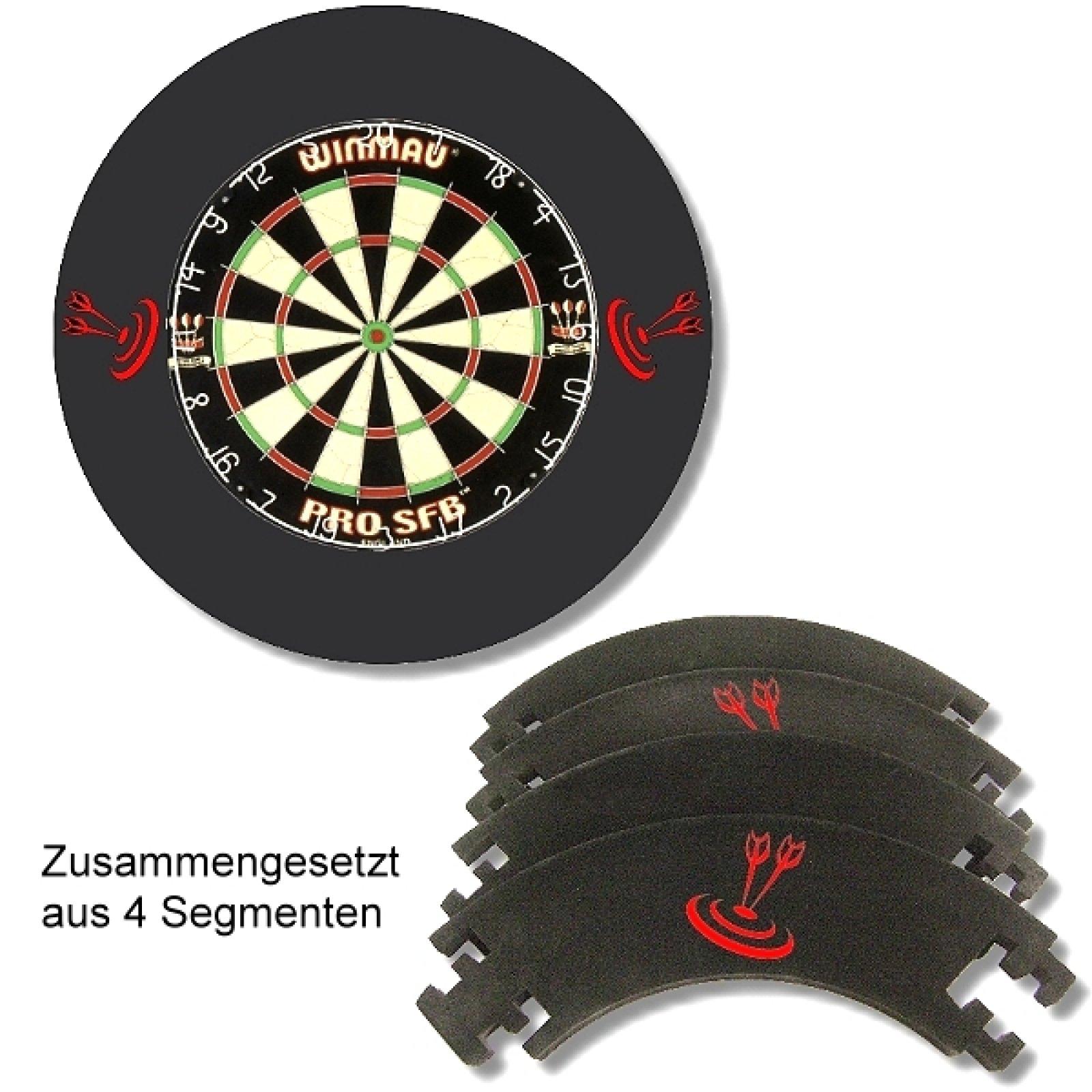 Dartboard Durchmesser