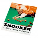 Buch ?Snooker? Made in England
