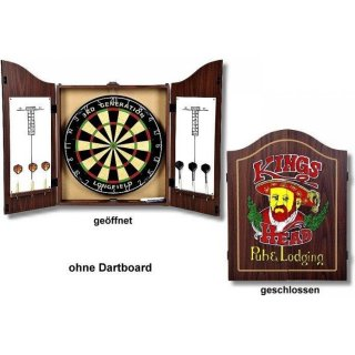 Dart-Cabinet Kings Head