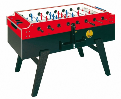 Foosball table Master Cup with coin with glass cover + Anti-theft PR
