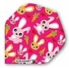 "Dart Flight ""Pink Rabbit"" 100 Micron"