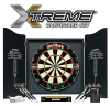 Winmau Dartsboard Set XTREME included Cabinet