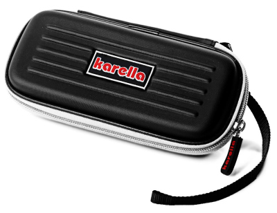 Darts bag Karella Dartcase black