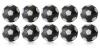 Kickerball Winspeed by Robertson 35 mm, schwarz / silber,...