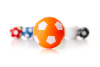 Kickerball Winspeed by Robertson 35 mm, orange / white