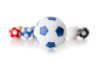 Kickerball Winspeed by Robertson 35 mm, weiß / blau