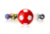 Kickerball Winspeed by Robertson 35 mm, red / white