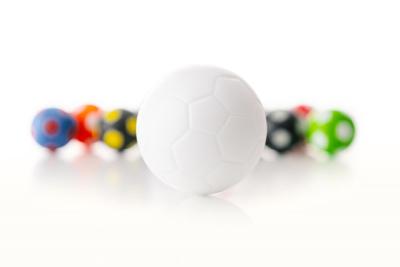 Kickerball Winspeed by Robertson 35 mm, weiß