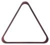 Triangel Robertson 57,2 mm, Mahagoni