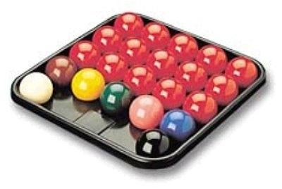 Kugeltablett Snooker für 22 Kugeln