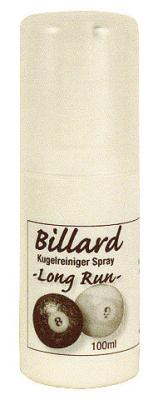 Kugelreiniger-Spray Long Run 100 ml