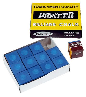 Kreide Pioneer Blau