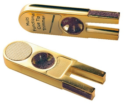"Ultimate ""New Golden Multi"" Ledertrimmer und -Former Pool"