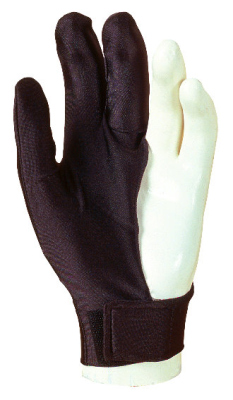 "Billiard gloves Laperti with Velcro closure for Left Hand ""M"""