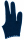Billiard gloves Felice dark blue