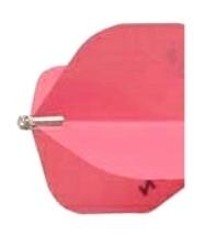 Dart Fly-Protectoren (Flyschoner) silber