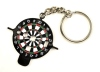 "Dart Key ""Dartboard"" as a Key Ring. With..."