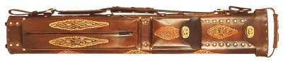 Quiver Texas Leather Brown