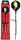 Dart Arrow Set Karella KT-2 16 g, Softdarts
