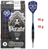 "Darts Arrow Set Harrows ""Pirate"" Softdart"