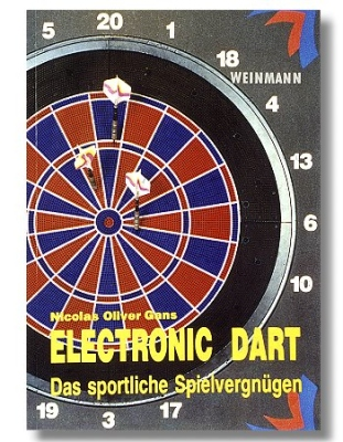Darts Training-Book for electronic Softdarts