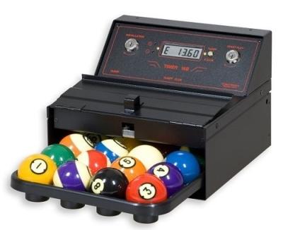 Billard-Timer 16 B, Zeitabrechnungssystem für Poolbillardtische