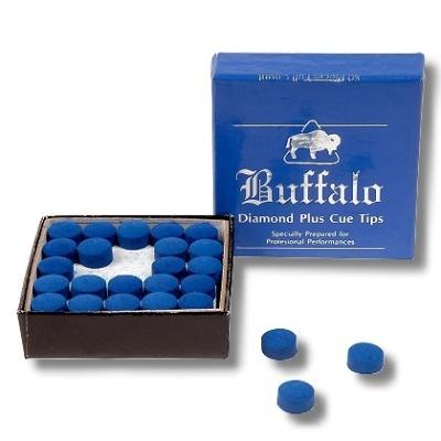 "Adhesive tip Snooker ""Blue Diamond"" 10 mm"