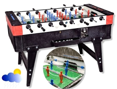 """Kicker """"Outdoor"""" F-3 with coin introduction"""