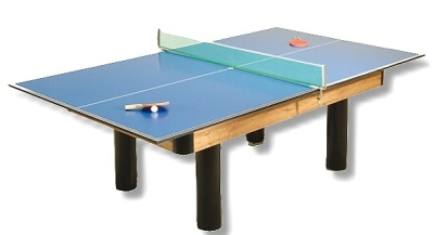 Pool Billiardtable Table-Tennis support for all Pool Tables up to size 8 ft.