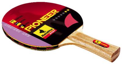 """Tischtennisschläger """"Pioneer"""" ** Star Bandito"""