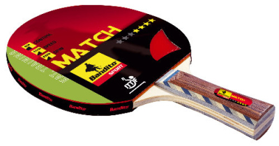 "Table Tennis Bat ""Match"" **** Star Bandito"