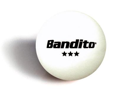 Table tennis balls Bandito *** 6 pieces