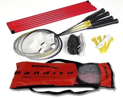 Badminton Complete Set Bandito