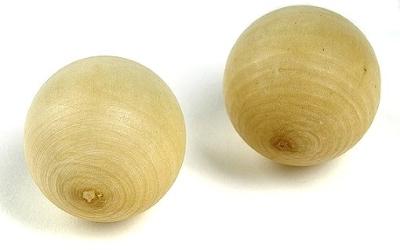 2 pieces boules Jacks, spare balls of Bandito