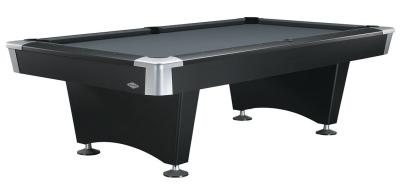 Pool Billiard Table Brunswick Black Wolf II 7 ft.