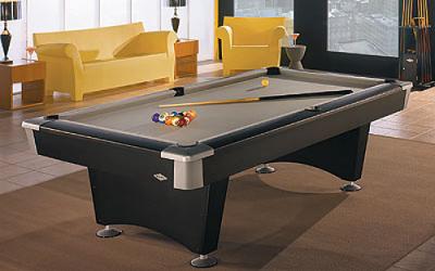 Pool Billardtisch Brunswick Black Wolf 8 ft.