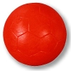 Kickerball Standard color: red, diameter: 34 mm, Game...