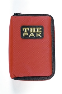 Darts Case The Pak red