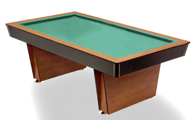 Carom Billiardtable Lugano 6 ft. with Slate