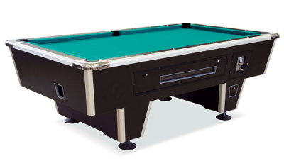 Pool Table Orlando 8 ft. to eighth with coins