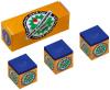 Chalk Longoni Professional blue 3 pieces