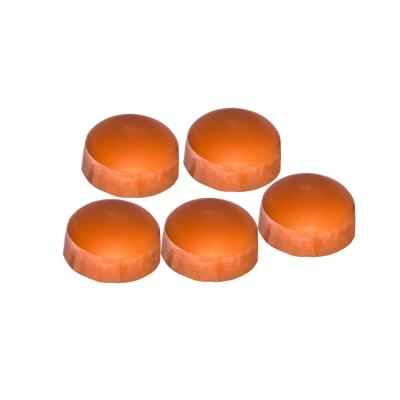 Klebleder Robertson Jump-Tip orange 13,5 mm