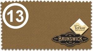 13 = Brunswick Centennial Sahara