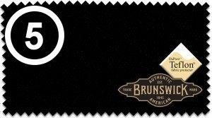 5 = Brunswick Centennial Ebenholz