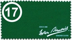 17 = Simonis 860 gelb/grün