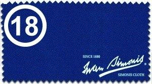 18 = Simonis 860 Königsblau