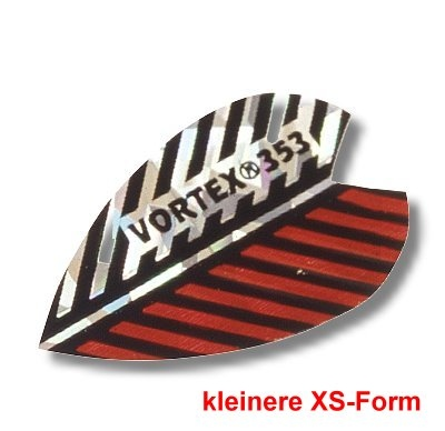 X-3 silver-red